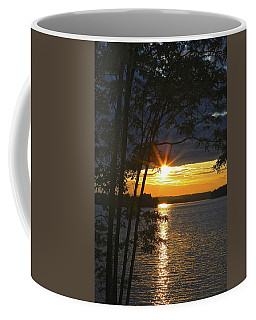 Smith Mountain Lake Summer Sunet Coffee Mug