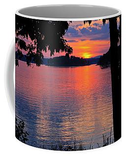 Smith Mountain Lake Sunset Coffee Mug