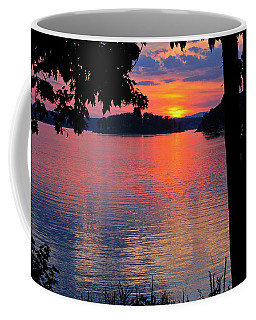 Smith Mountain Lake Sunset Coffee Mug