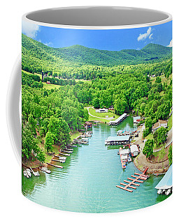 Smith Mountain Lake, Virginia. Coffee Mug