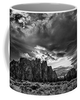 Smith Rock Fury Coffee Mug