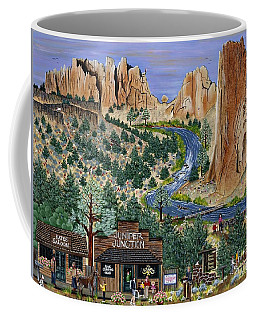 Smith Rock State Park Coffee Mug