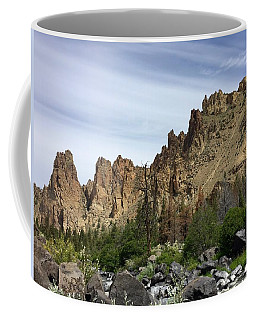 Smith Rocks Coffee Mug