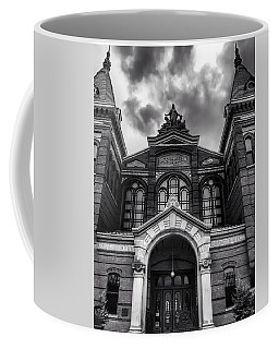 Smithsonian Arts And Industries Building Coffee Mug