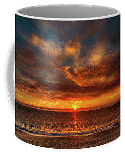 Smoke And Clouds Coffee Mug