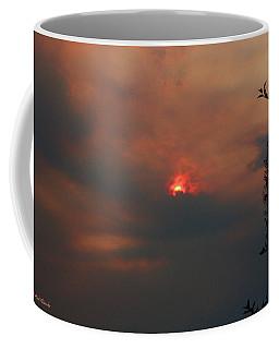 Smoke And Heat Coffee Mug