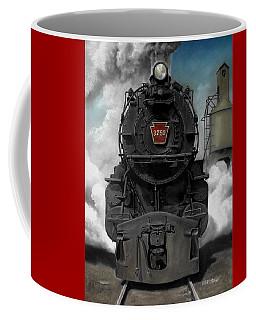 Smoke And Steam Coffee Mug
