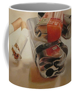 Smoke Break Coffee Mug
