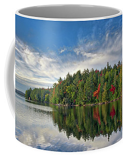 Smoke Lake Coffee Mug