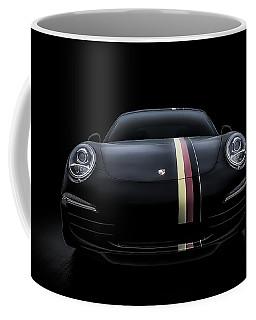 Smoke-stack Lightning Coffee Mug by Douglas Pittman