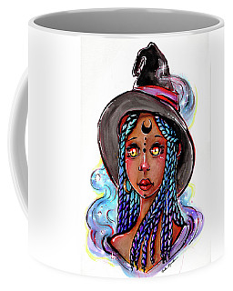 Smoke Witch Coffee Mug