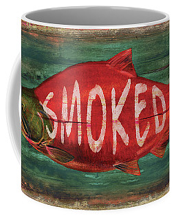 Smoked Fish Coffee Mug