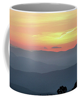 Smokey Mnt Sunset Coffee Mug