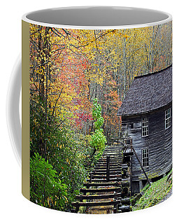 Smokey Mountain Grist Mill Coffee Mug