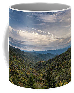 Smokey Mountain Sky Coffee Mug