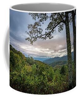Smokey Mountain Sunset Coffee Mug