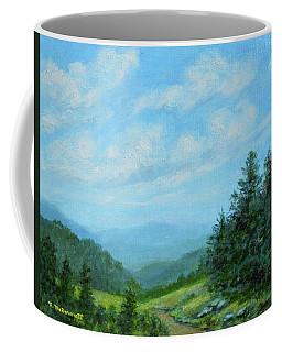 Smokey Mountains Calling Me Coffee Mug