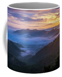 Smokey Sunrise Coffee Mug