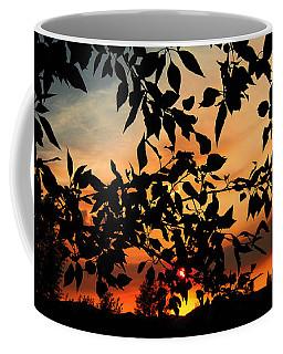 A Dusty Sunset Coffee Mug