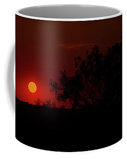 Smokey Sunset Coffee Mug