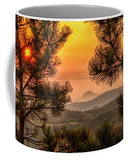 Smoky Black Hills Sunrise Coffee Mug