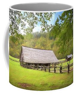 Smoky Mountain Barn Coffee Mug