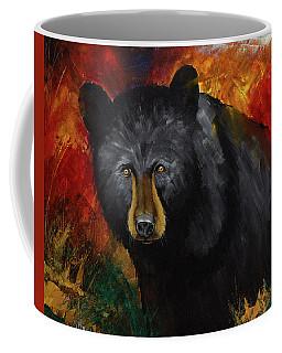 Smoky Mountain Black Bear  Coffee Mug