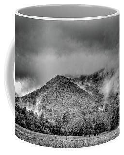 Coffee Mug featuring the photograph Smoky Mountain by Douglas Stucky