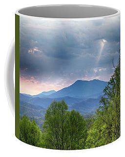 Smoky Mountain Light Coffee Mug