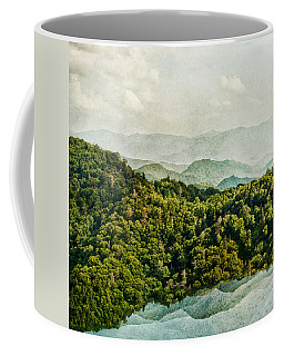 Smoky Mountain Reflections Coffee Mug