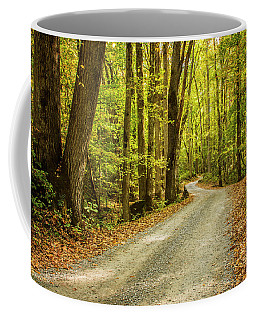 Smoky Mountain Trail Coffee Mug