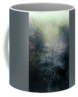Smoky Mountain Trees Coffee Mug