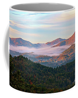 Smoky Mountain Valley Fog Coffee Mug