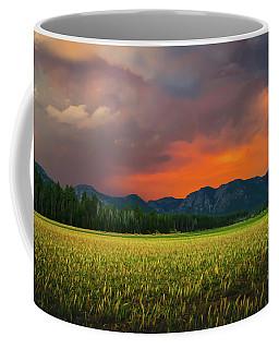 Smoky Thunder  Coffee Mug