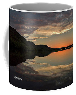 Smoldering Sunset Coffee Mug