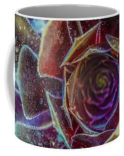 Smooth Flower On Mars  Coffee Mug