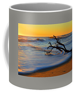 Smooth Move Coffee Mug by Dianne Cowen