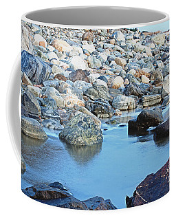 Smooth Rocks Coffee Mug