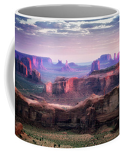 Smooth Sunset Coffee Mug
