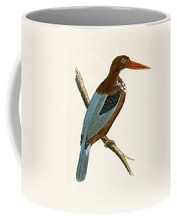 Smyrna Kingfisher Coffee Mug