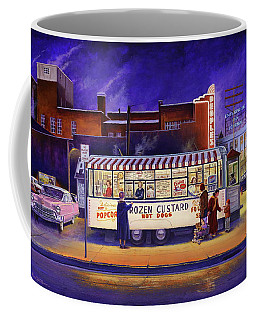 Snack Wagon Coffee Mug