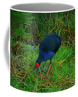 Coffee Mug featuring the photograph Snacking by Mark Blauhoefer