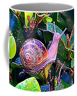 Snail 5 Coffee Mug