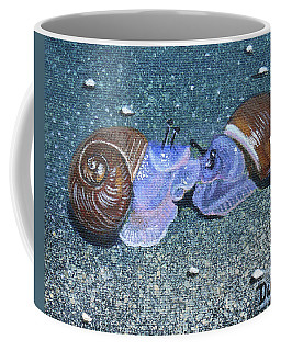 Snail Kisses Coffee Mug