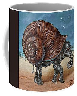Snailephant Coffee Mug
