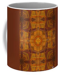 Snake Cross Coffee Mug