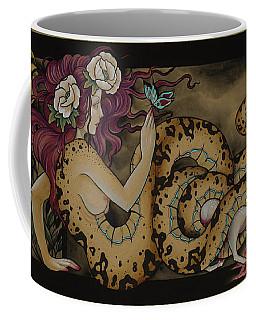 Snake Lady Coffee Mug