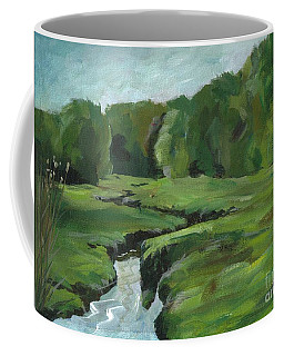 Snake Like Creek 2 Maine Coffee Mug