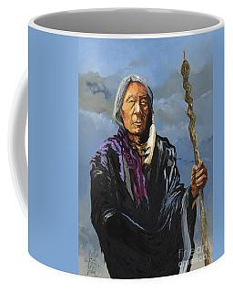 Snake Medicine Coffee Mug