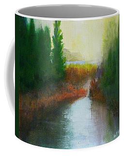 Snake River Canoe Trip Coffee Mug